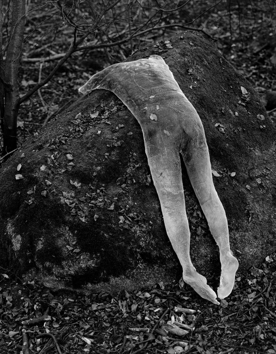 """Michał Zieliński, """"ślad ciała"""", 2015 (źródło: materiały prasowe organizatora)"""
