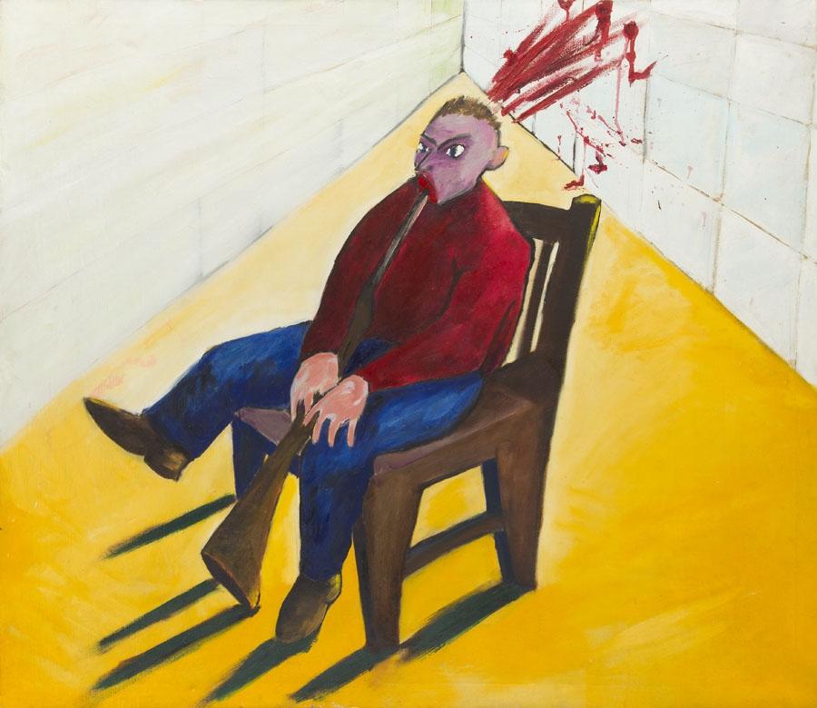 """Paweł Kowalewski, """"Do widzenia, moi kochani"""", 1987 (źródło: materiały prasowe organizatora)"""