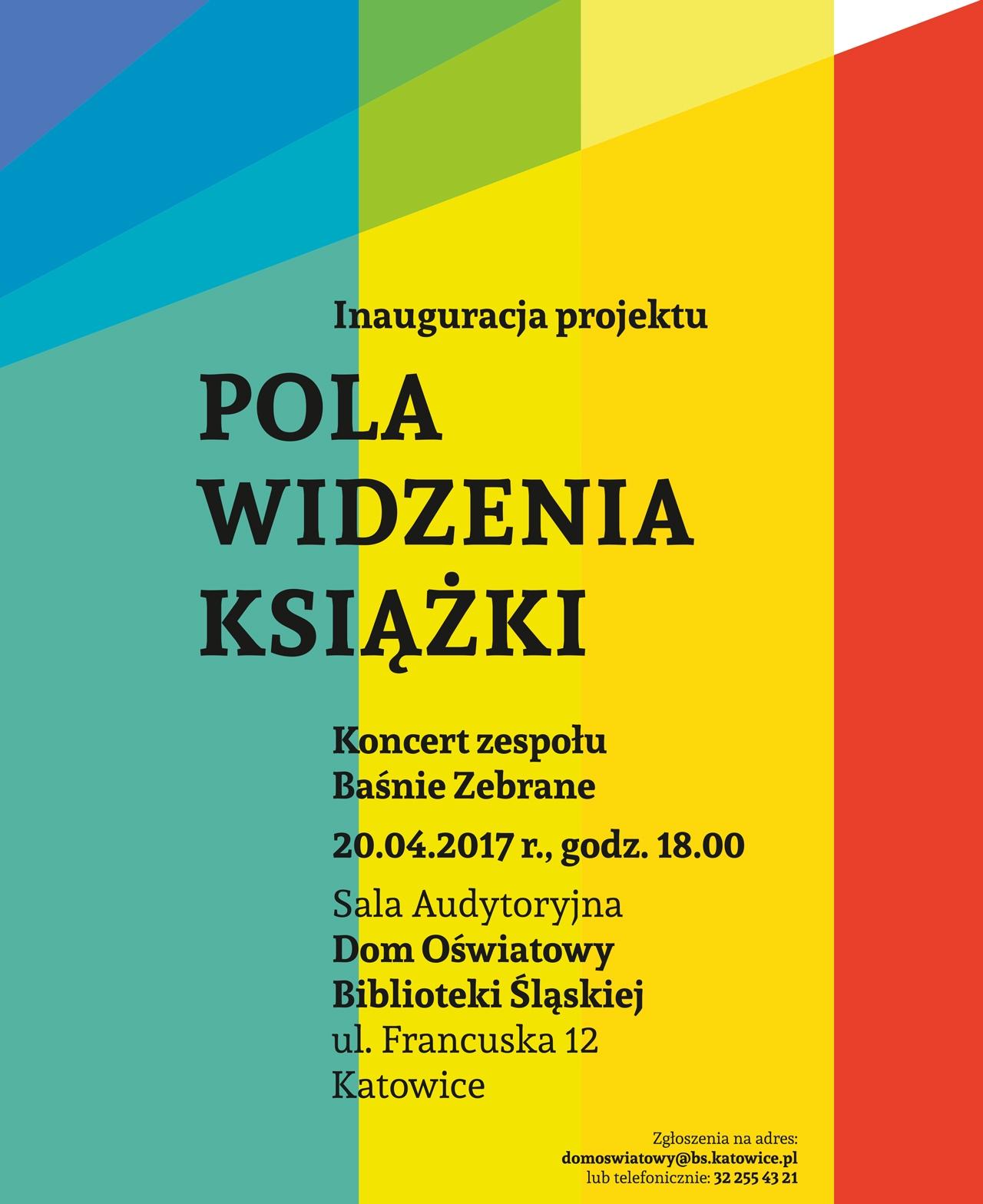 """""""Pola widzenia książki"""" (źródło: materiały prasowe organizatora)"""