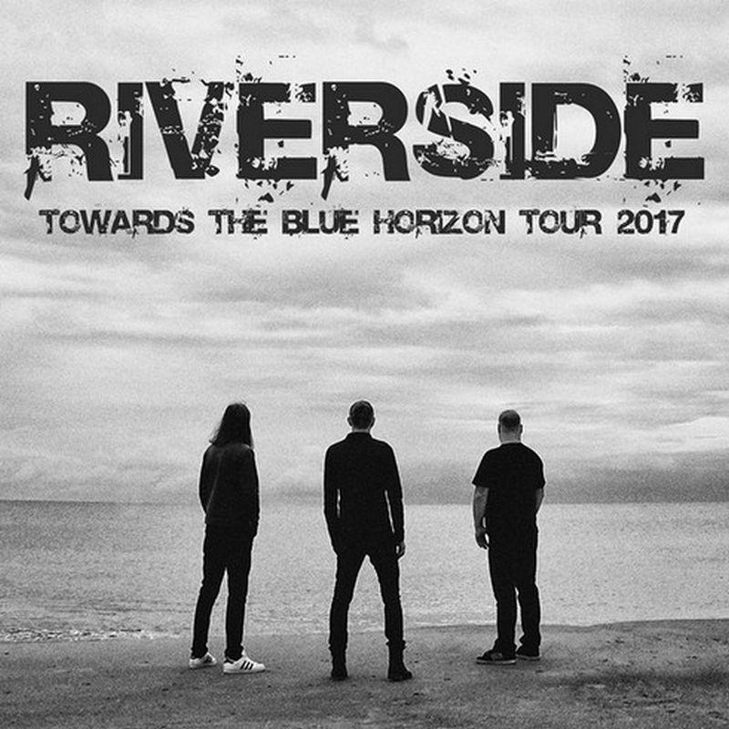 "Riverside, ""Towards The Blue Horizon Tour 2017"" (źródło: materiały prasowe organizatora)"