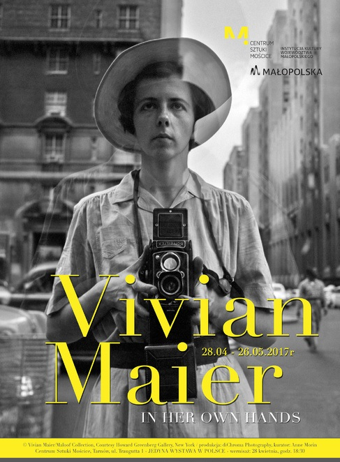 """Vivian Maier. In her own hands"" (źródło: materiały prasowe organizatora)"