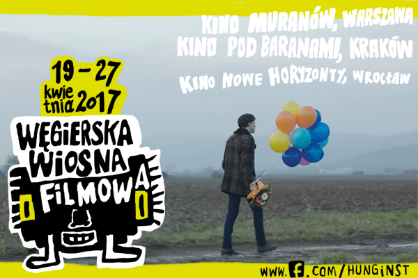 Węgierska Wiosna Filmowa (źródło: materiały prasowe organizatora)