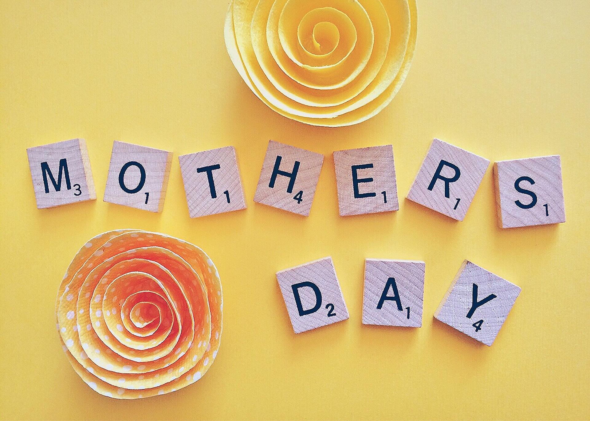 Dzień Matki (źródło: Pixabay)