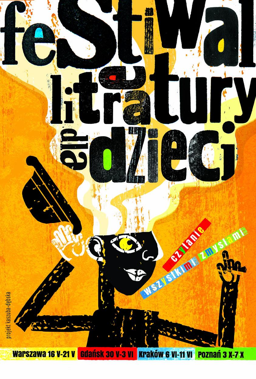 Festiwal Literatury dla Dzieci (źródło: materiały prasowe organizatora)