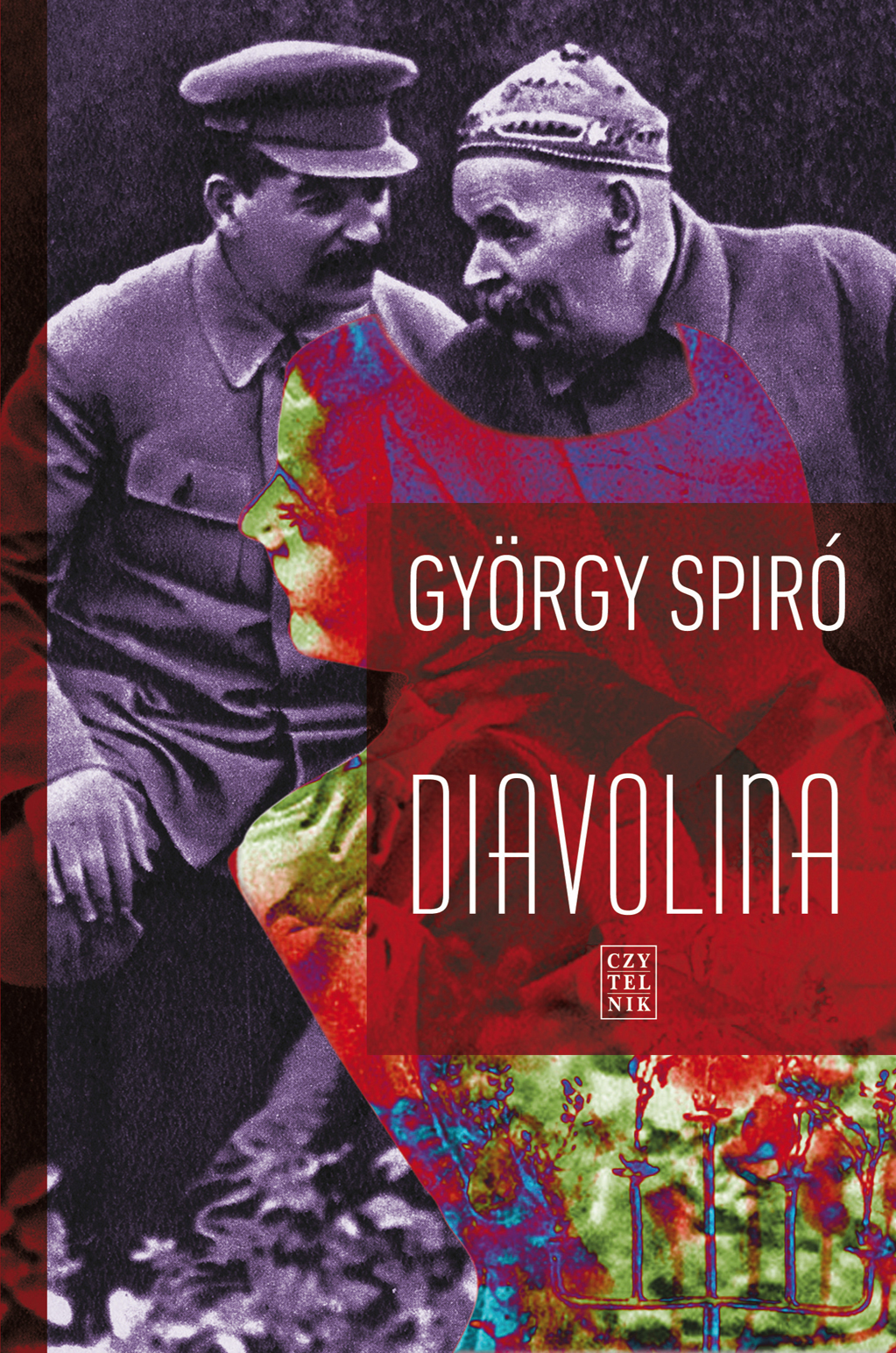 "György Spiró, ""Diavolina"" (źródło: materiały prasowe)"