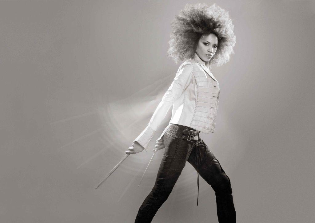 Cindy Blackman Santana, fot. Jimmy Bruch (źródło: materiały prasowe organizatora)