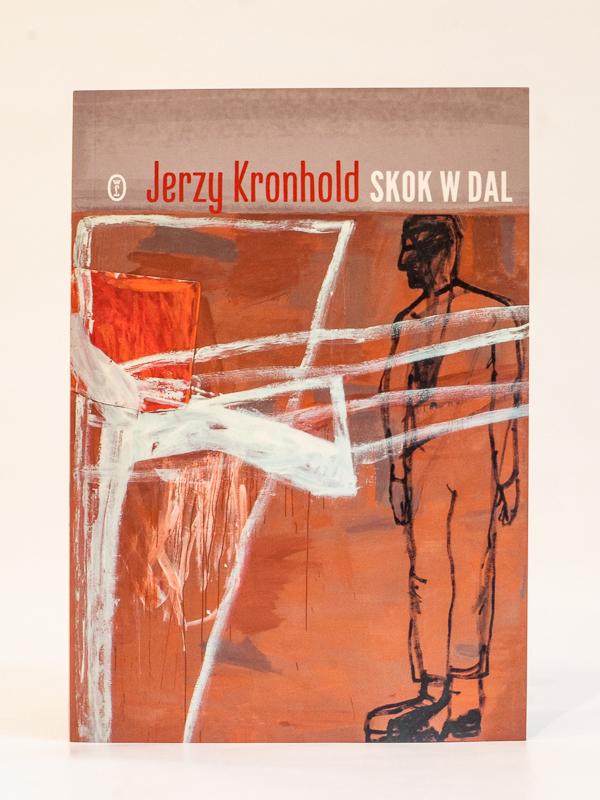 """Jerzy Kronhold, """"Skok w dal"""" (źródło: materiały prasowe organizatora)"""