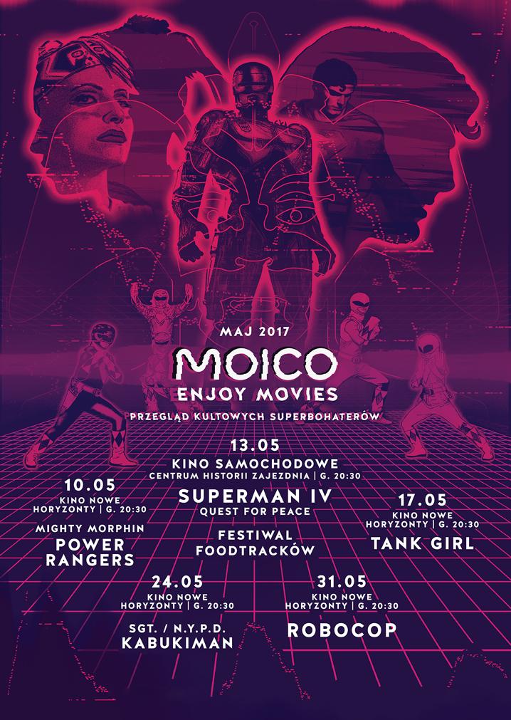 Moico Enjoy Movies (źródło: materiały prasowe organizatora)