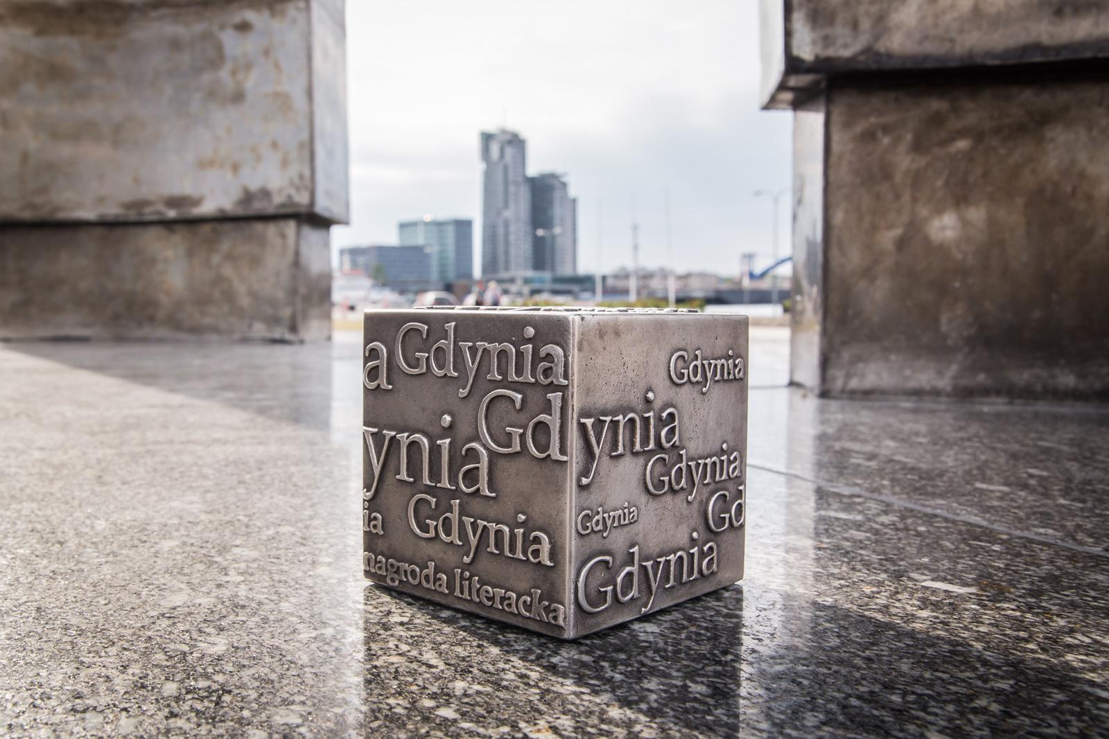 Nagroda Literacka Gdynia (źródło: materiały prasowe)