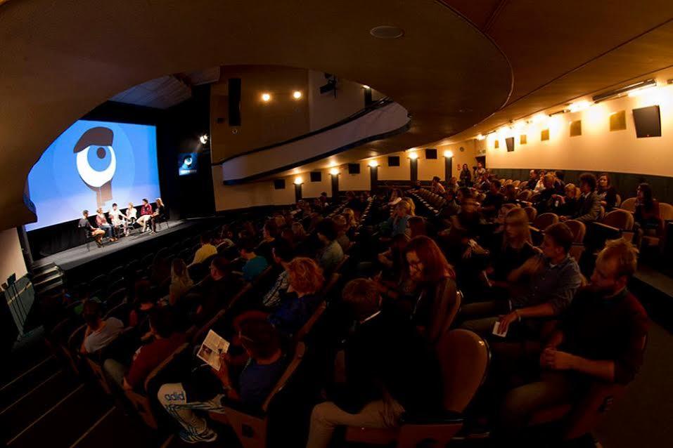"""10. Międzynarodowy Festiwal Filmów Dokumentalnych """"Okiem Młodych"""" (źródło: materiały prasowe organizatora)"""