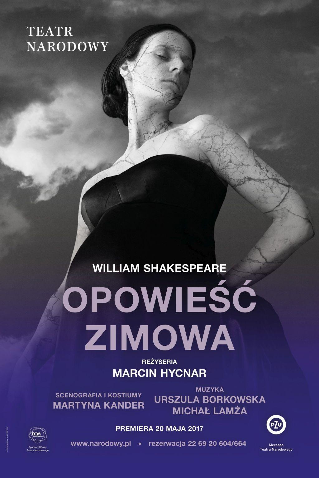 """William Shakespeare, """"Opowieść zimowa"""", reż. Marcin Hycnar (źródło: materiały prasowe teatru)"""