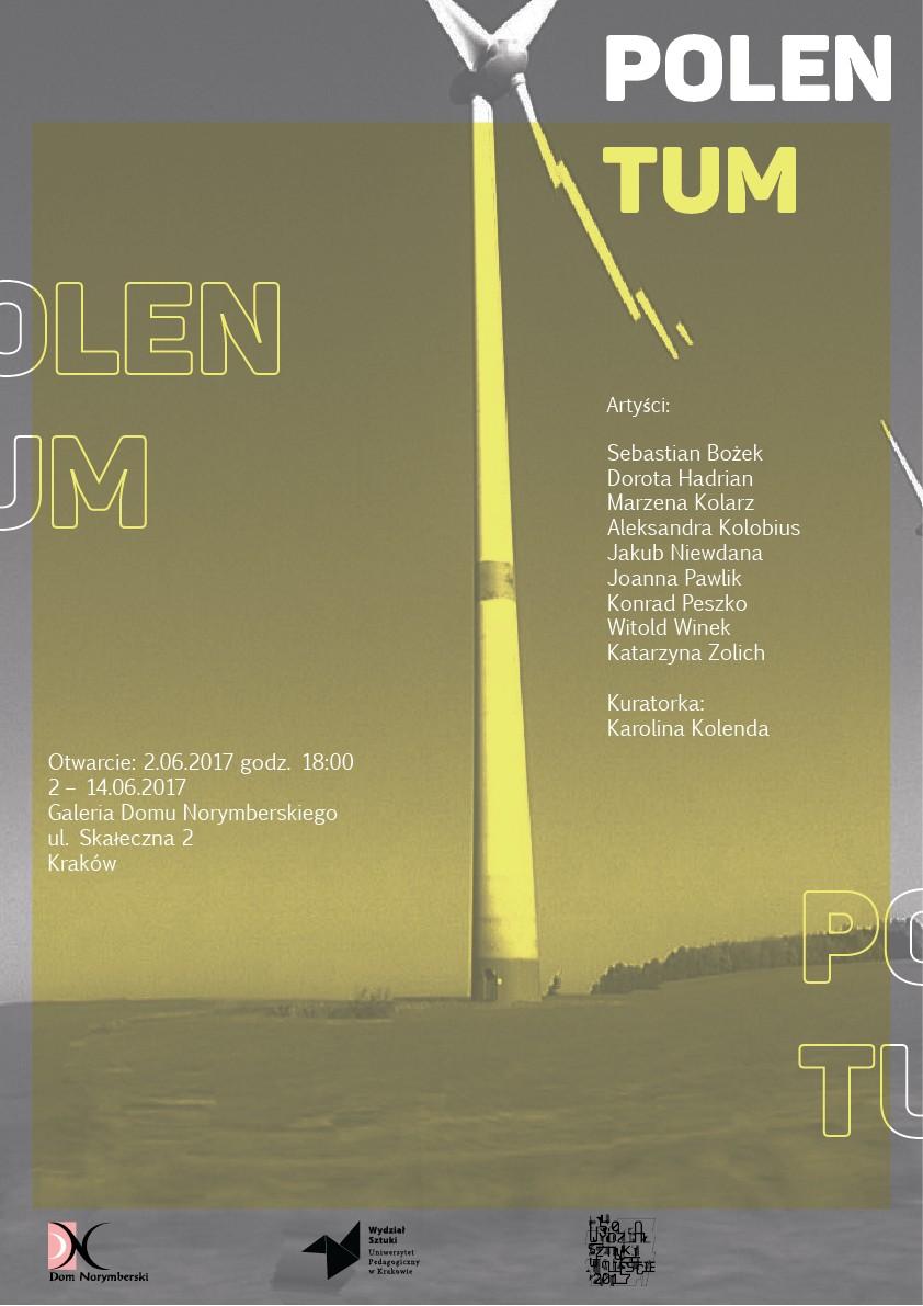 """""""Polentum"""" – plakat (źródło: materiały prasowe organizatora)"""