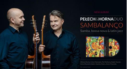 """Krzysztof Pełech, Robert Horny, """"Sambalanco"""" (źródło: materiały prasowe)"""