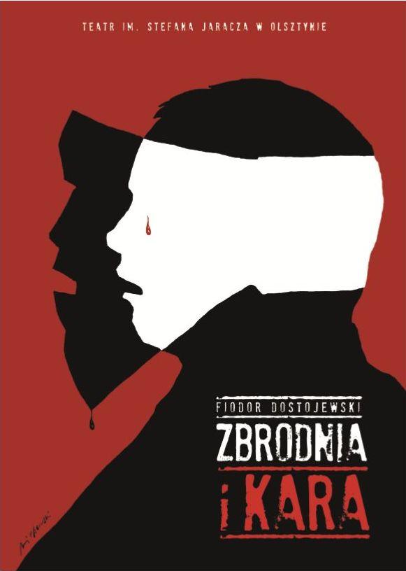 """""""Zbrodnia i kara"""", reż. Janusz Kijowski (źródło: materiały prasowe teatru)"""