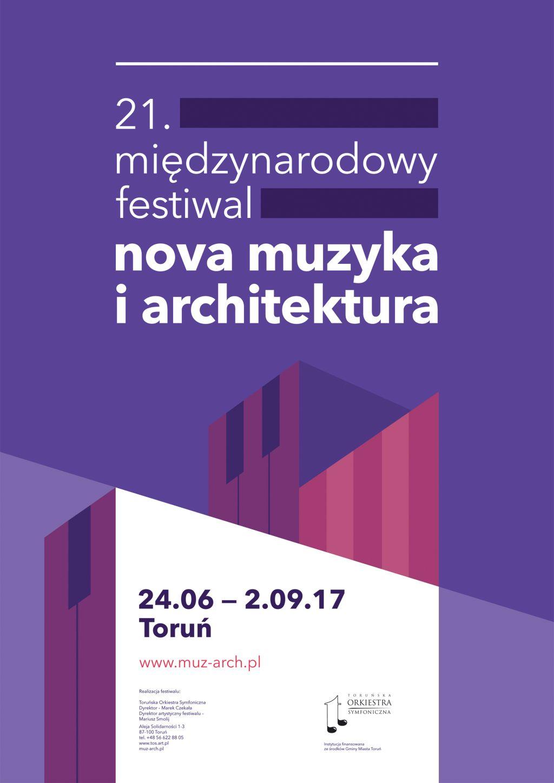 21. Międzynarodowy Festiwal Nova Muzyka i Architektura (źródło: materiały prasowe organizatora)