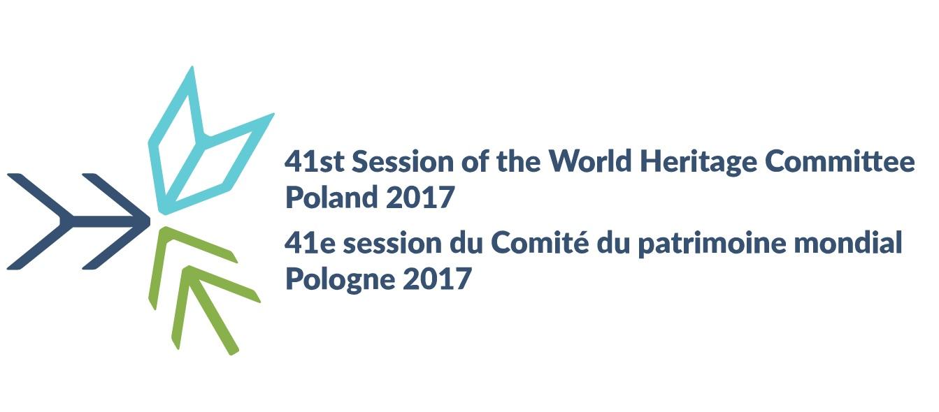 41. sesja Komitetu Światowego Dziedzictwa UNESCO w Krakowie (źródło: materiały prasowe organizatora)