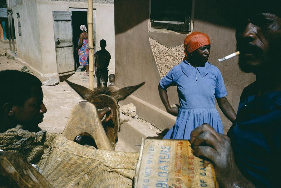 © Alex Webb, Bombardopolis Haiti, 1986 (źródło: materiały prasowe organizatora)