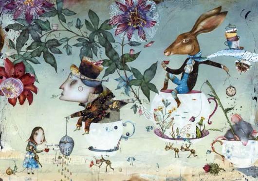 "Natalie Pudalov, ""It's always Tea-Time"" (źródło: materiały prasowe organizatora)"