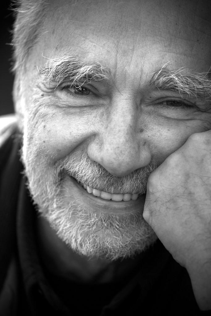 Andrzej Baturo, fot. Piotr Targosz (źródło: materiały prasowe Galerii BWA w Bielsku-Białej)