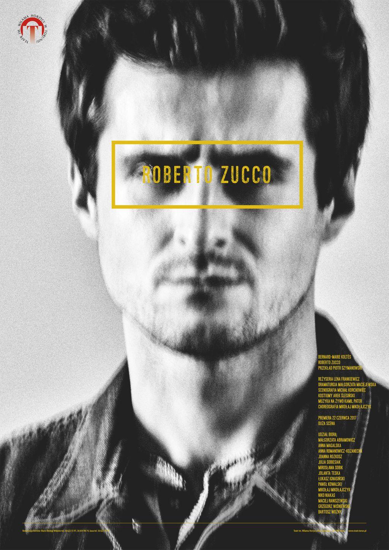 """Bernard-Marie Koltès, """"Roberto Zucco"""", reż. Lena Frankiewicz (źródło: materiały prasowe teatru)"""