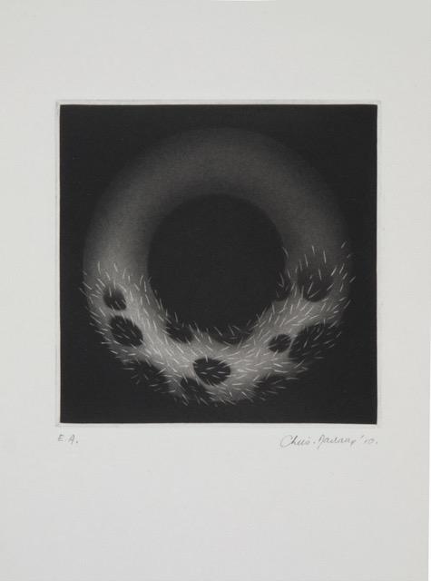 """Christine Ravaux, """"Donuts"""", 2016 (źródło: materiały prasowe organizatora)"""