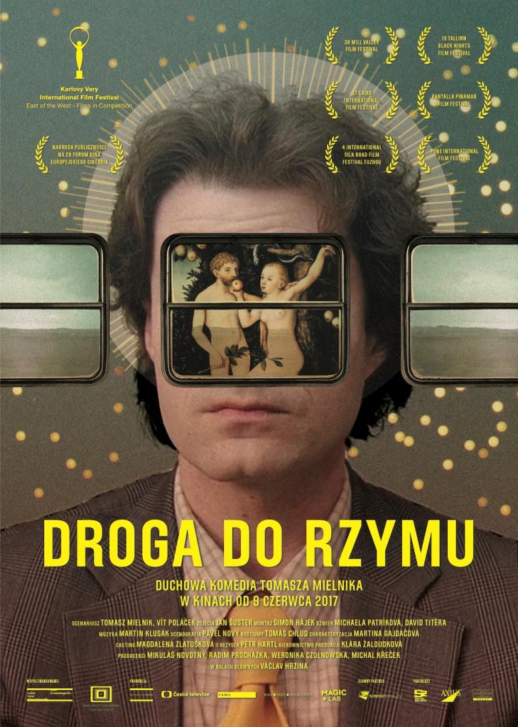 """""""Droga do Rzymu"""", reż. Tomasz Melnik (źródło: materiały prasowe organizatora)"""