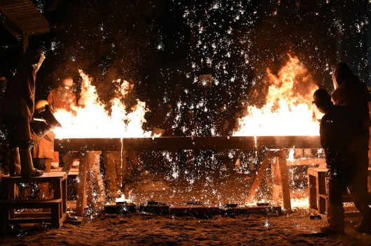 Festiwal Wysokich Temperatur, fot. G. Kujda (źródło: materiały prasowe organizatora)