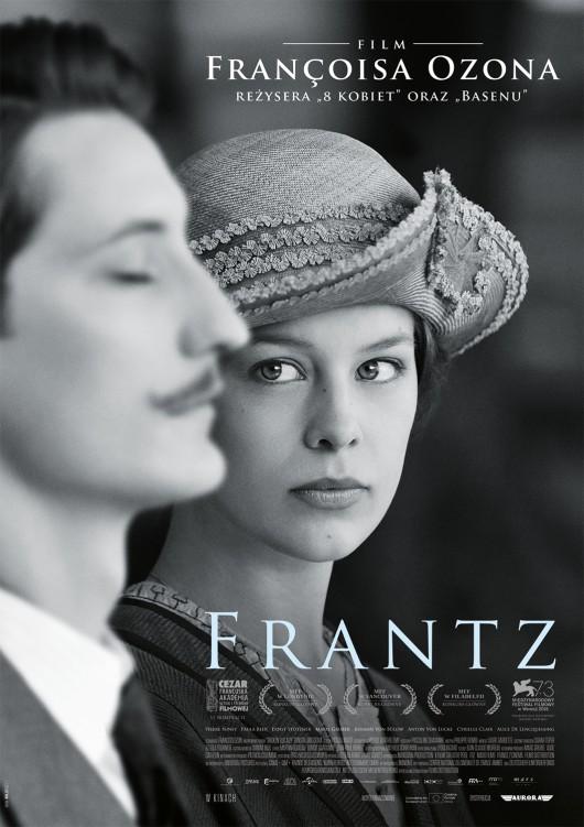 """""""Frantz"""", reż.François Ozon – plakat (źródło: materiały prasowe dystrybutora)"""
