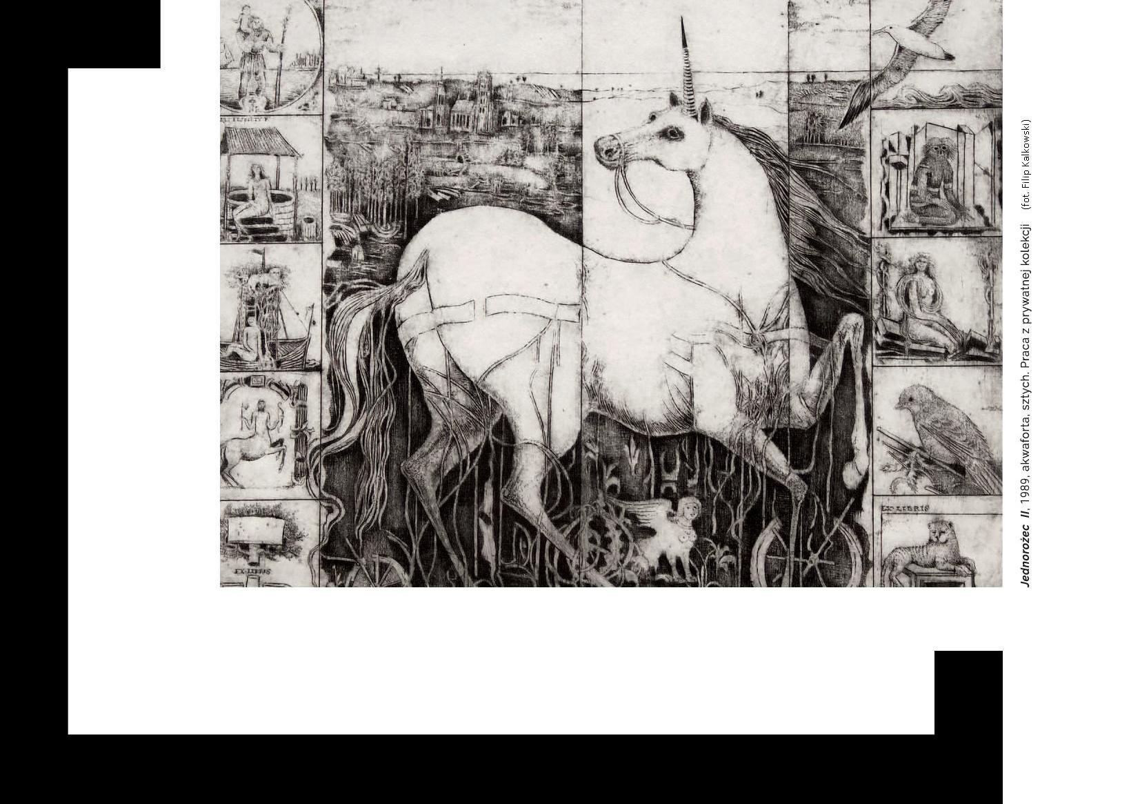 """Ryszard Stryjec """"Gdański Dürer"""" 1932 – 1997 (źródło: materiały prasowe organizatora)"""