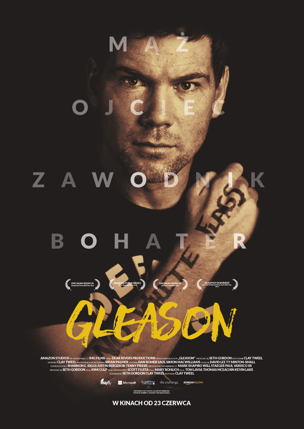 """""""Gleason"""", reż. Clay Tweel (źródło: materiały prasowe dystrybutora)"""