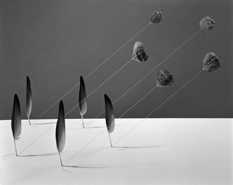 """Grzegorz Przyborek, """"Pejzaż prowansalski z cyklu Wspomnienia z Arles"""", 1991 (źródło: materiały prasowe organizatora)"""