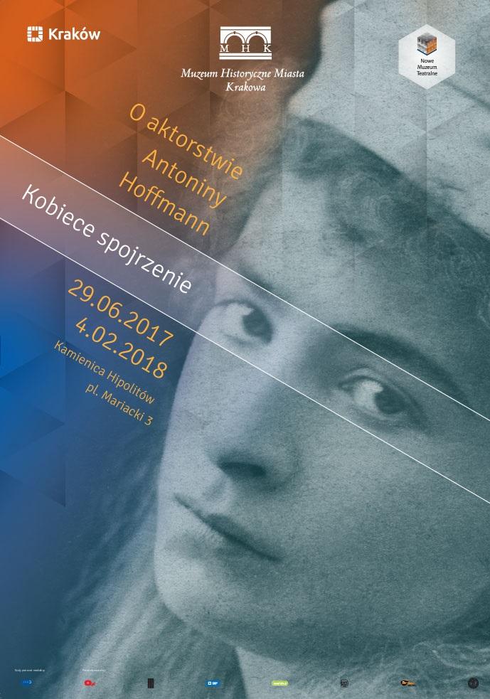 """""""Kobiece spojrzenie. O aktorstwie Antoniny Hoffmann"""" (źródło: materiały prasowe organizatora)"""