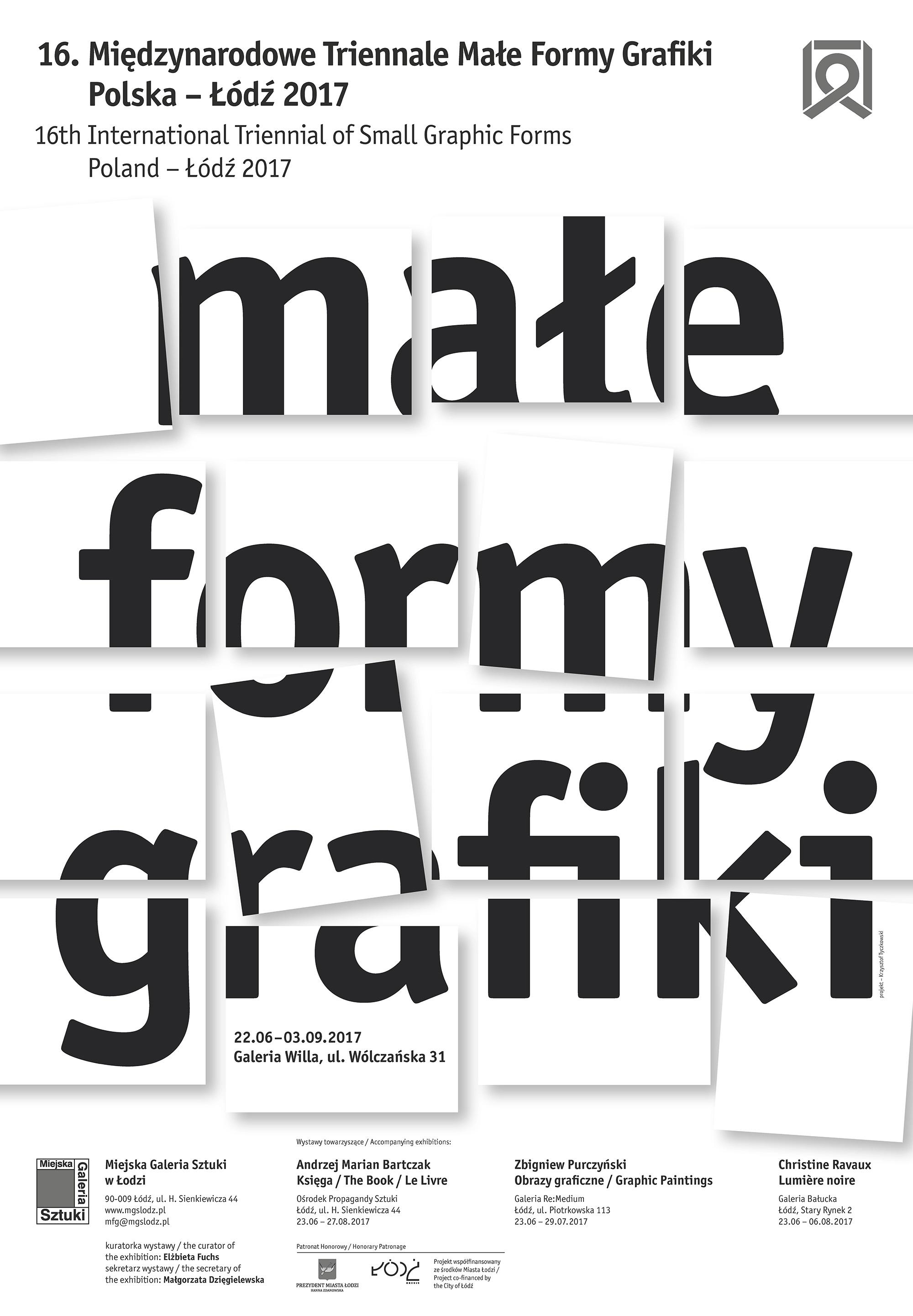 """""""Małe Formy Grafiki"""" (źródło: materiały prasowe organizatora)"""