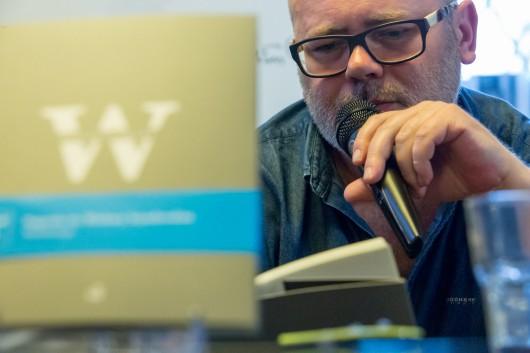 Marcin Sendecki, fot. Kuba Ociepa (źródło: materiały prasowe organizatora nagrody)