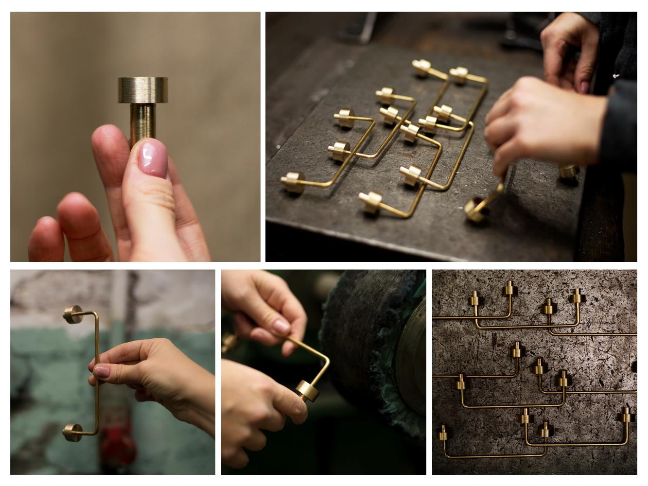 Kolekcja KRAFT Projektant: Ola Munzar-Sobolewska; Producent: Plankton dla domu (źródło: materiały prasowe organizatora)