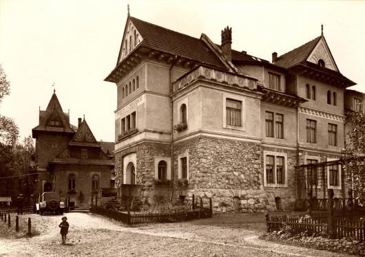 Muzeum Tatrzańskie, fot. H. Poddębski, 1929 (źródło: materiały prasowe organizatora)