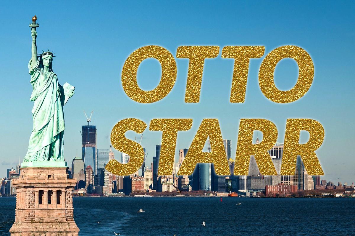 Otto Starr (źródło: materiały prasowe organizatora)