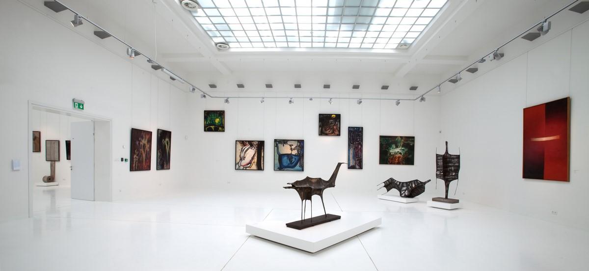 Widok wystawy w Pawilonie Czterech Kopuł we Wrocławiu, fot. A. Podstawka (źródło: materiały prasowe organizatora)