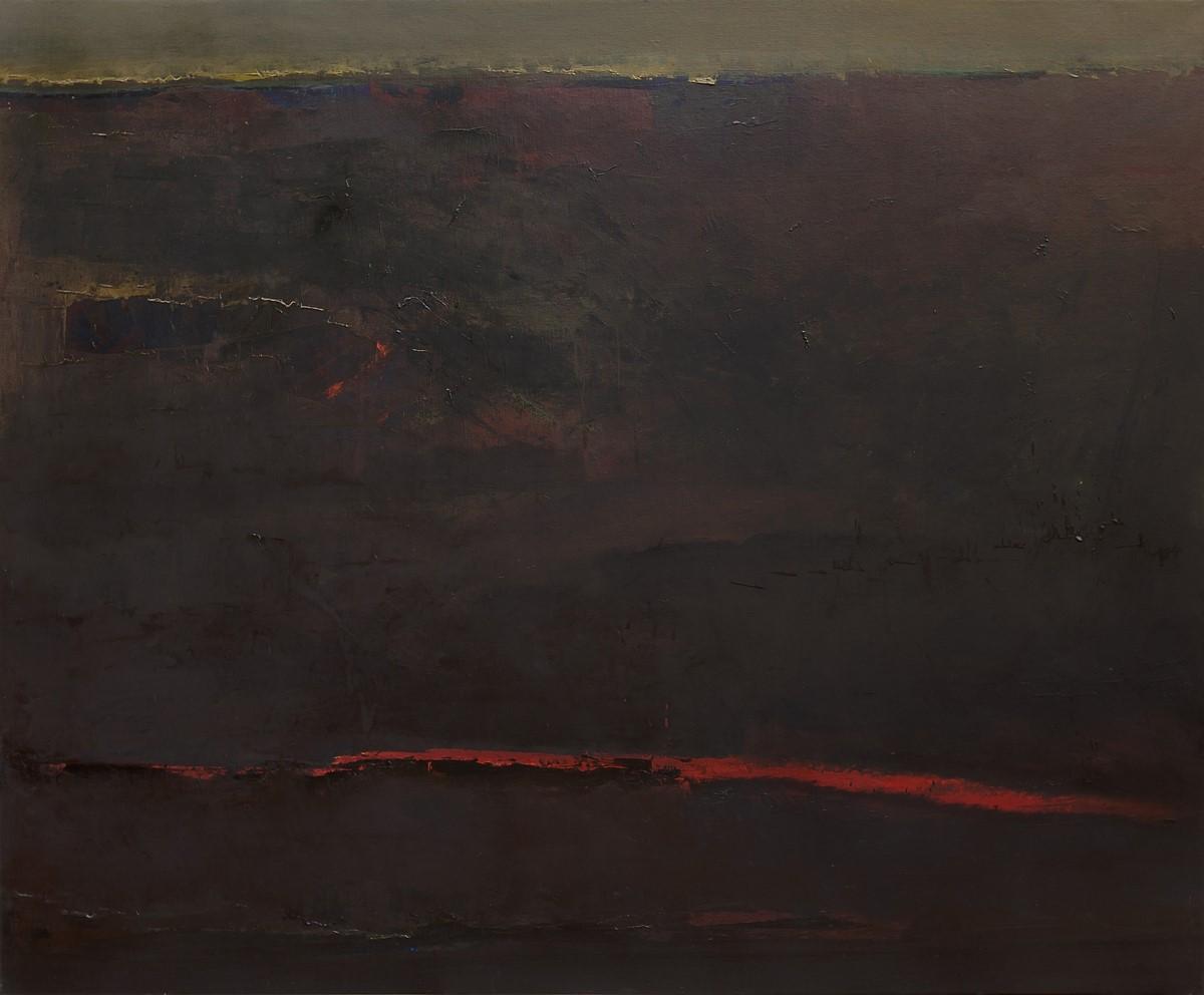 """Łukasz Gil, """"Pejzaż horyzontalny"""", 2015 (źródło: materiały prasowe organizatora)"""
