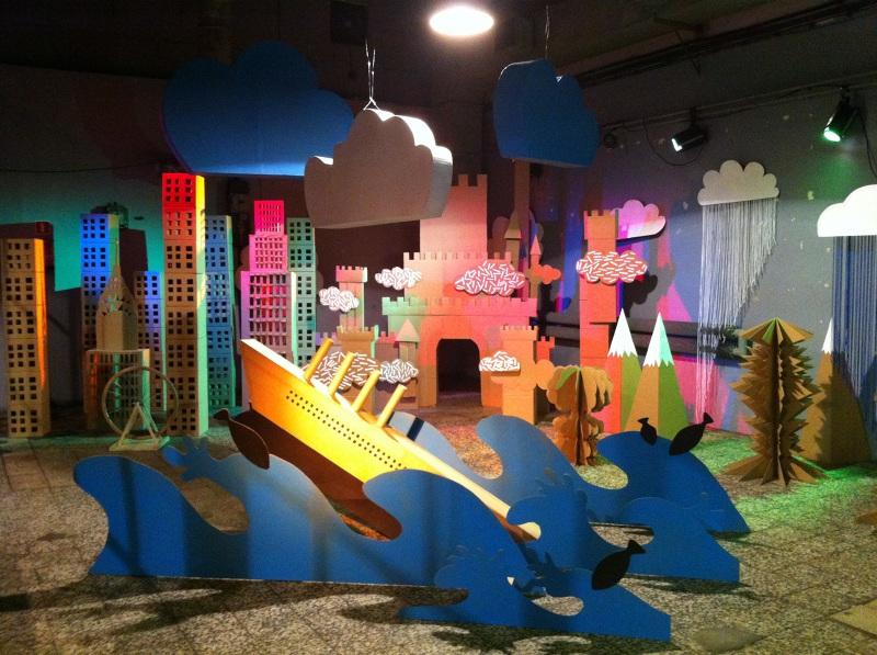 Soho Factory 2, scenografia i foto Matylda Sałajewska (źródło: materiały prasowe organizatora)