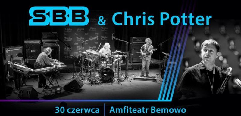 SBB i Chris Potter (źródło: materiały prasowe organizatora)