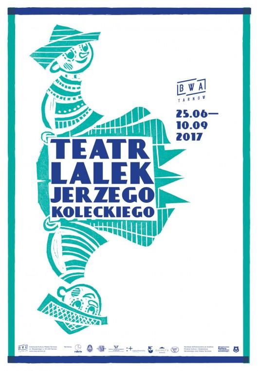 """""""Teatr lalek Jerzego Koleckiego"""" (źródło: materiały prasowe organizatora)"""
