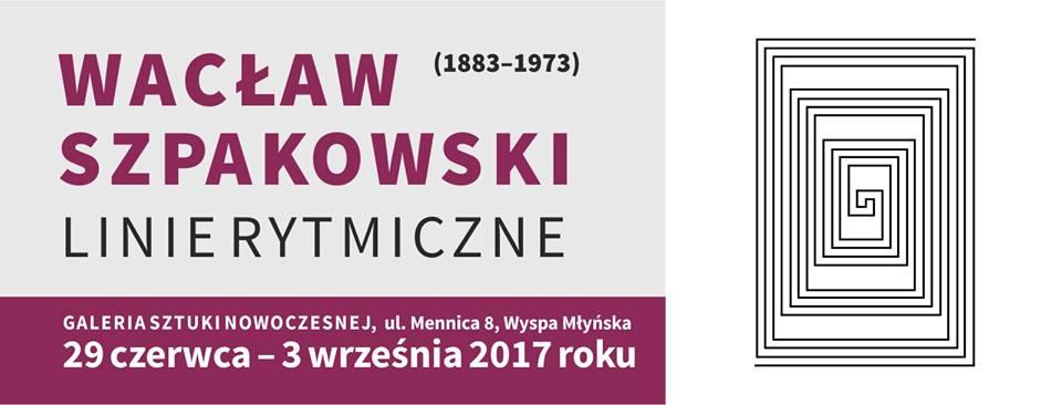 """Wacław Szpakowski, """"Linie rytmiczne"""" (źródło: materiały prasowe organizatora)"""
