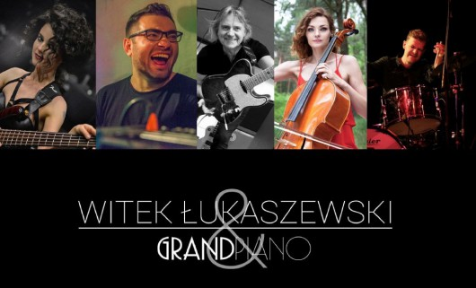 Witek Łukaszewski & GrandPiano (źródło: materiały prasowe organizatora)