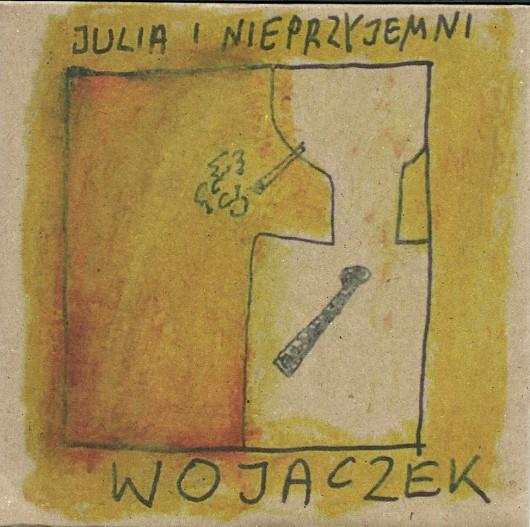 """Marcin Świetlicki, Julia Kamińska, """"Wojaczek"""" (źródło: materiały prasowe)"""