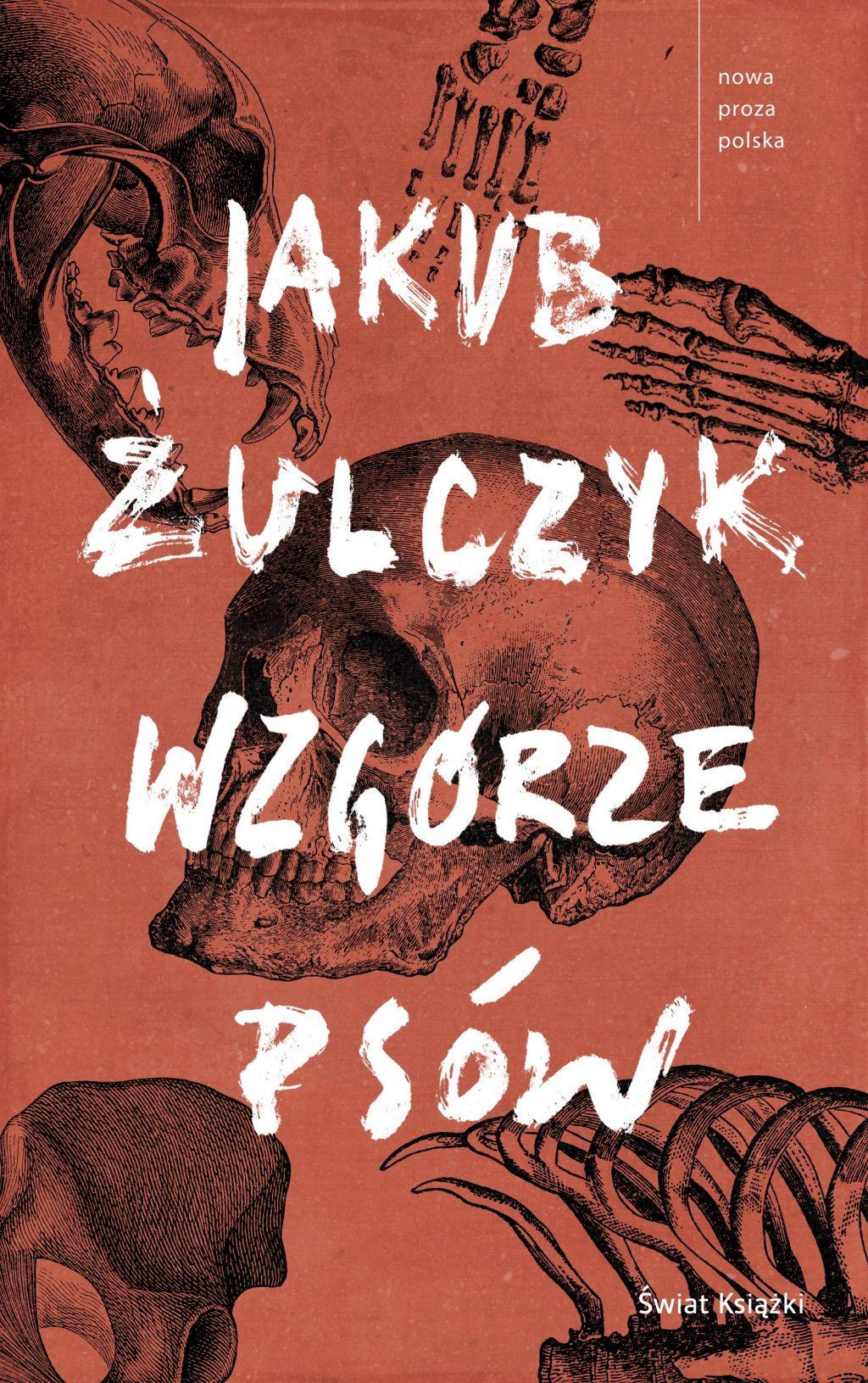"""Jakub Żulczyk, """"Wzgórze psów"""" (źródło: materiały prasowe wydawcy)"""