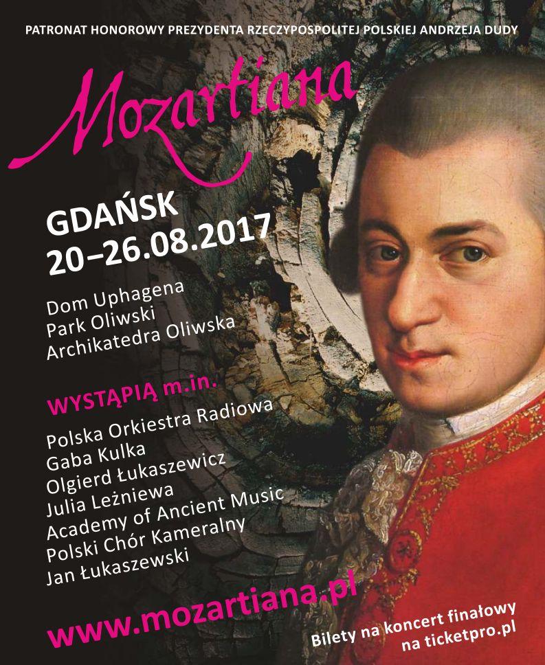 12. Międzynarodowy Festiwal Mozartowski Mozartiana (źródło: materiały prasowe organizatora)
