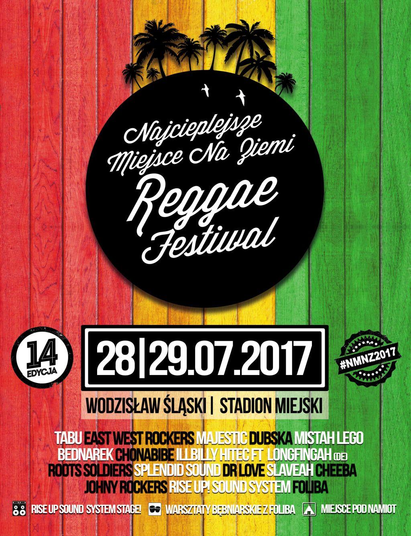 Najcieplejsze Miejsce Na Ziemi – Reggae Festiwal (źródło: materiały prasowe organizatora)