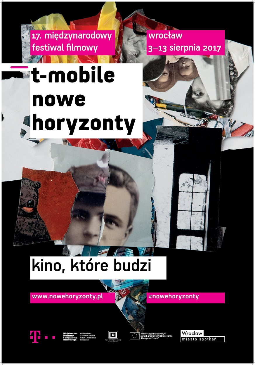 17. MFF Nowe Horyzonty we Wrocławiu – plakat (źródło: materiały prasowe organizatora)
