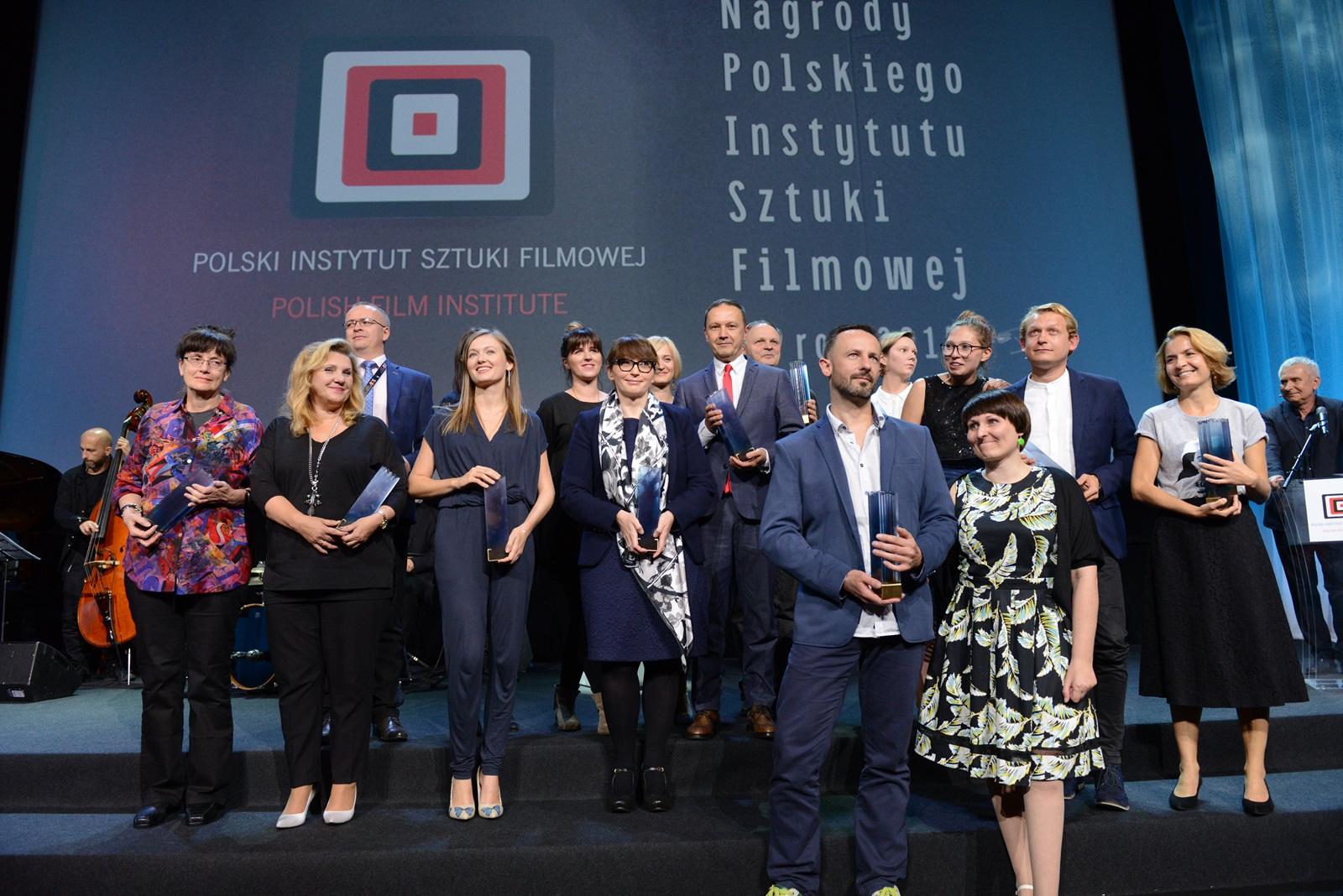 Laureaci 9. Nagrody PISF, fot. Marcin Kułakowski (źródło: materiały prasowe organizatora)